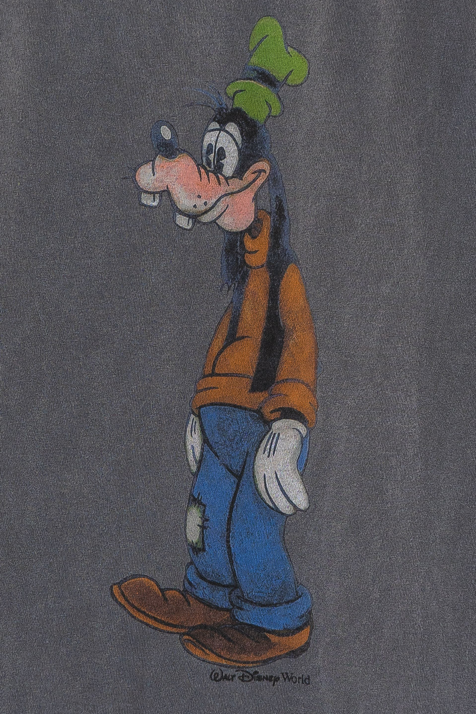 Walt Disney World Goofy Tee - L