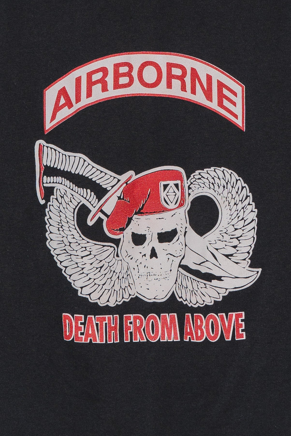 Airborne Death From Above Tee - XXS