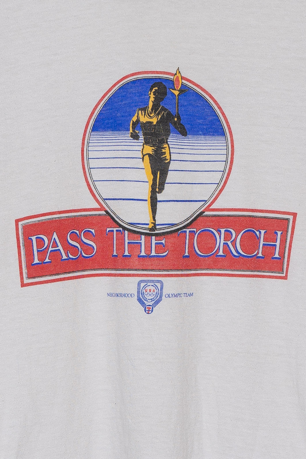 Pass The Torch Tee - XS