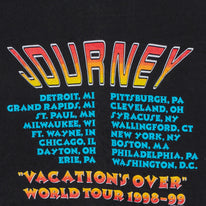 '98 Journey World Tour Tee - M
