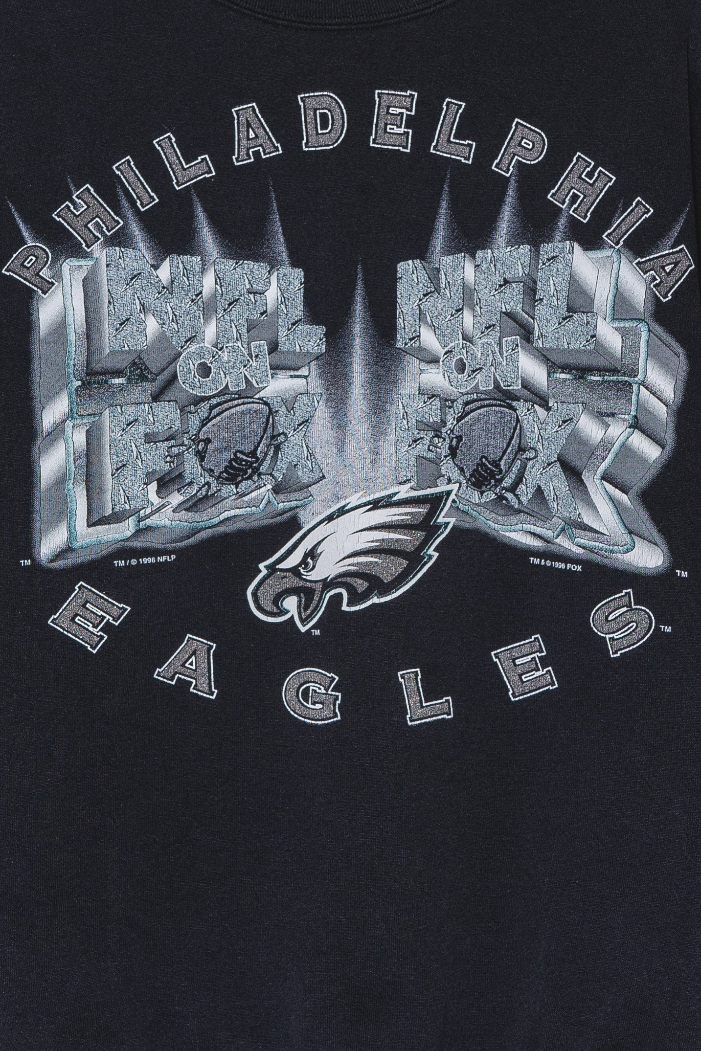 NFL on Fox Philadelphia Eagles Crewneck - S