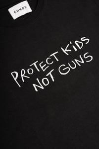 Kids Not Guns Long Sleeve (Black)