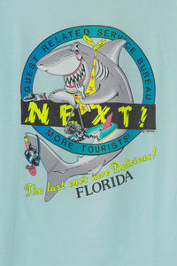 '88 Florida Tourist Shark Tee - S