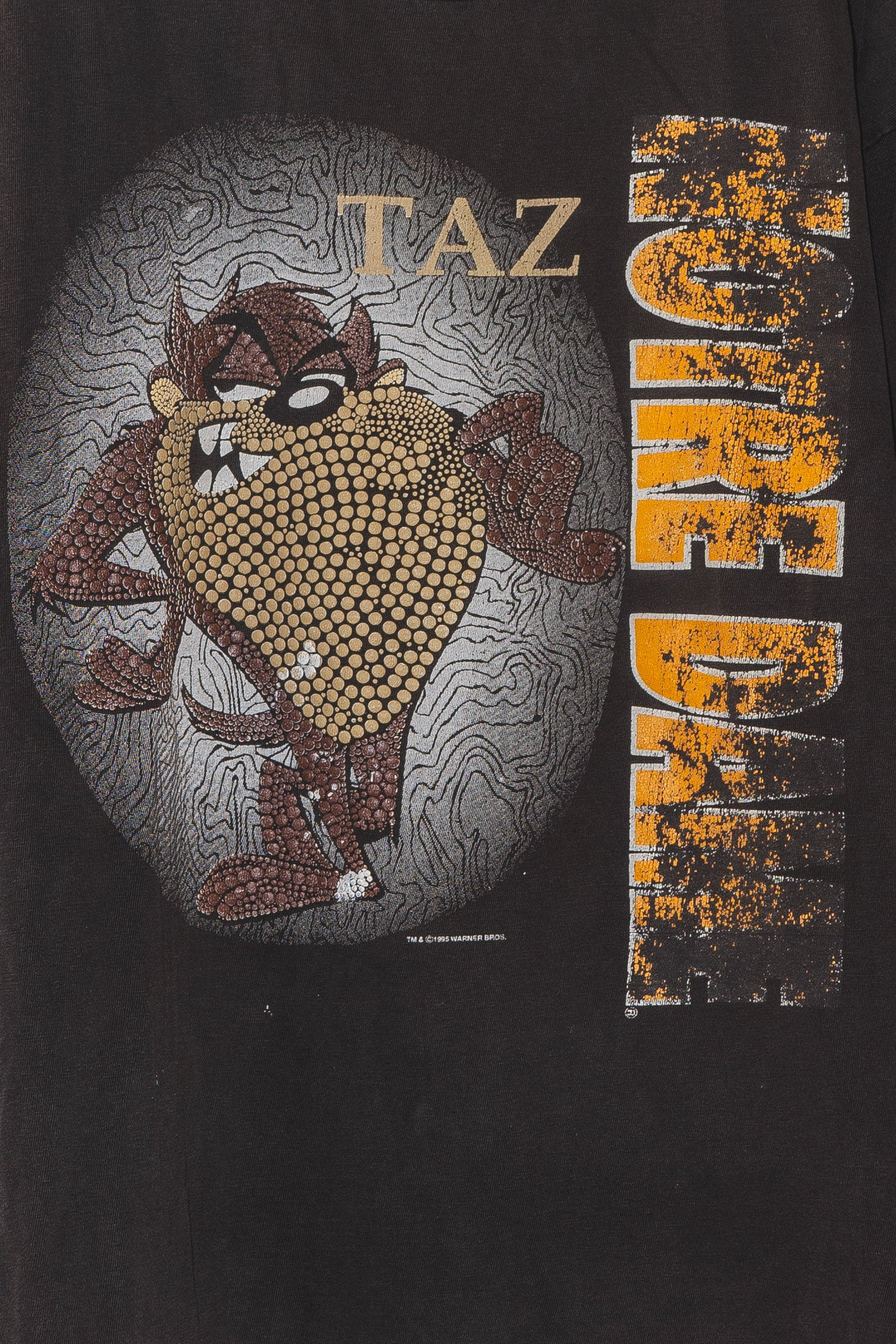 '95 Tazz Notre Dame Tee - M