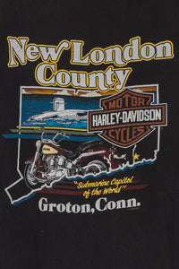 '99 Harley Davidson New London County Sportster Tee - L