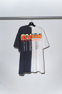 Davey Allison Pieced Together Tee - L