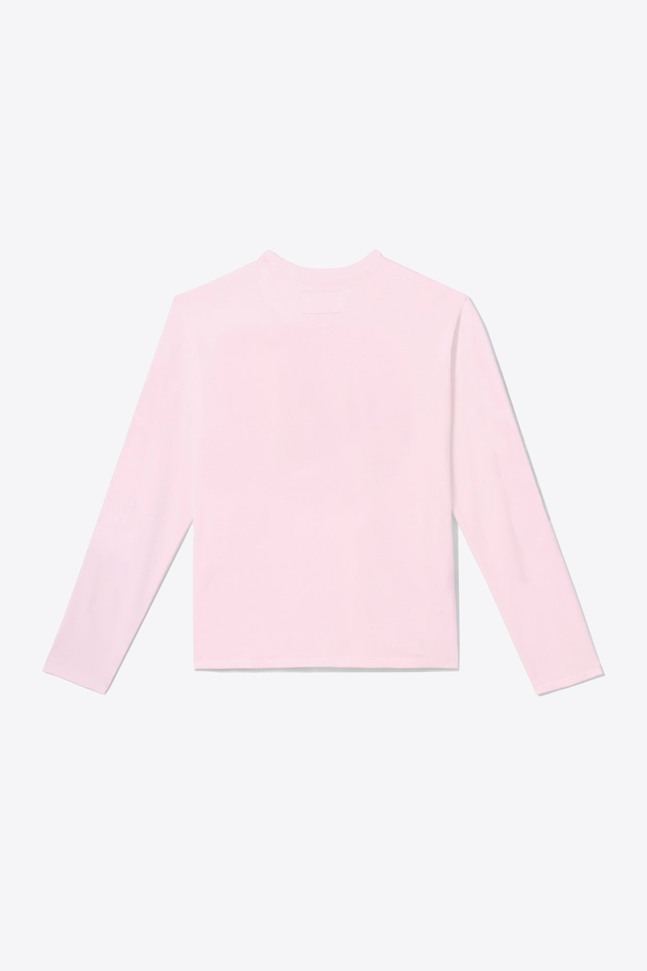 Destroy the Patriarchy Long Sleeve (Pale Pink)
