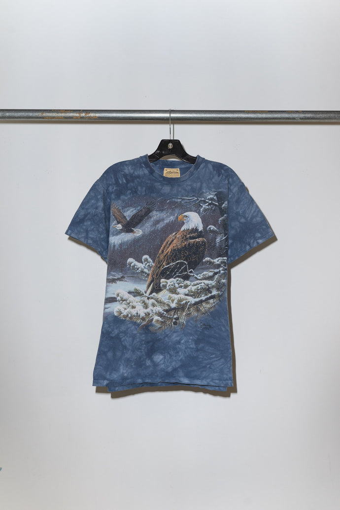 Tie Dye Bald Eagles Tee - M