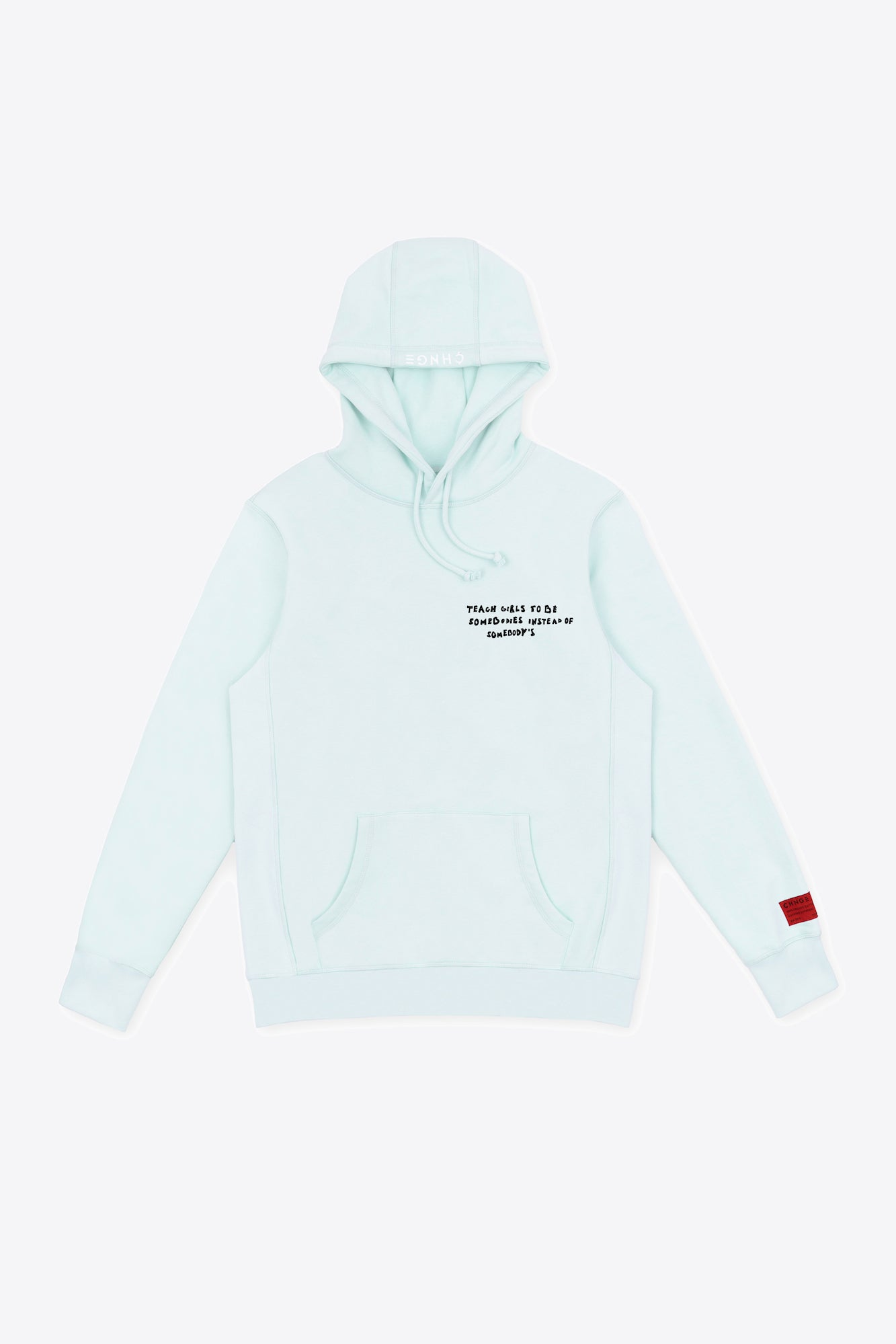 Mint Somebodies Hoodie