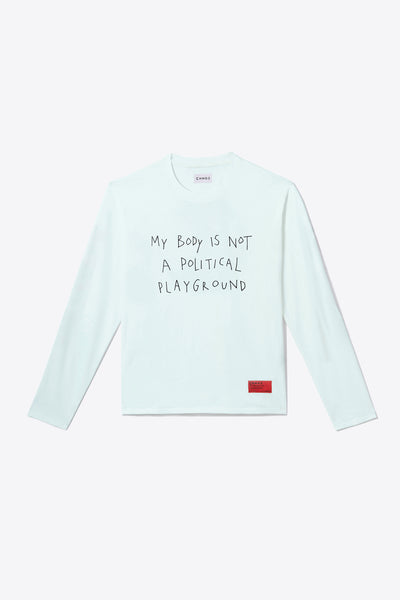 Political Playground Long Sleeve (Mint)