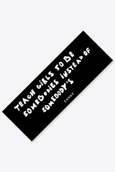 Somebodies Sticker