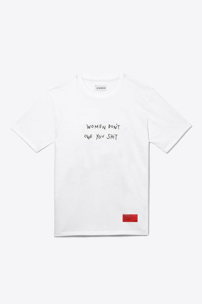 WDOYS T-Shirt (white)