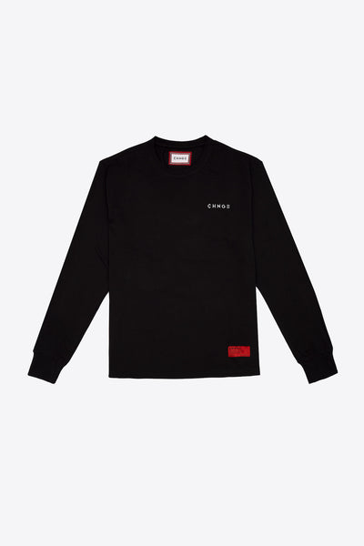 Anti Isms Social Club Pocketed L/S T-Shirt