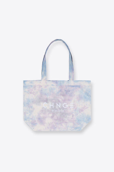 Galaxy Tie Dye Tote Bag