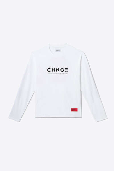 Spiral Logo Long Sleeve