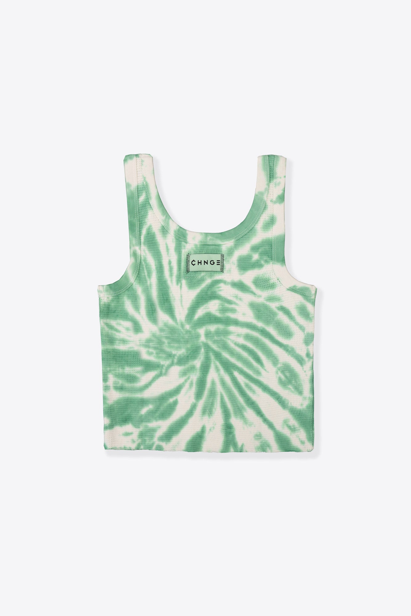 Tie Dye More Self Love Ribbed Tank