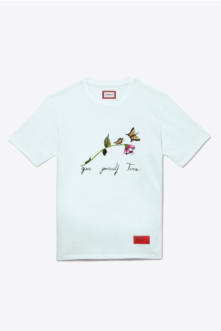 Give Yourself Time S/S T-Shirt (Mint)