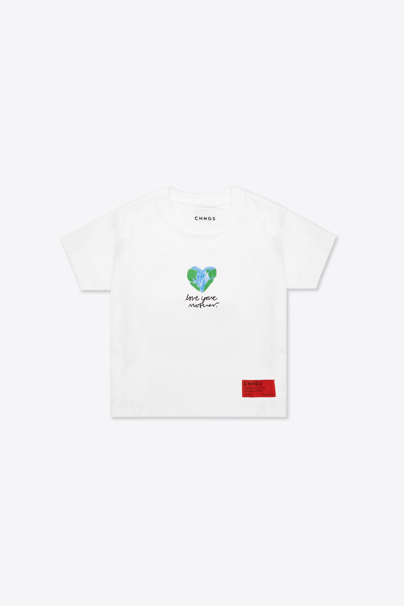 CHNGE Kids Love Your Mother Tee