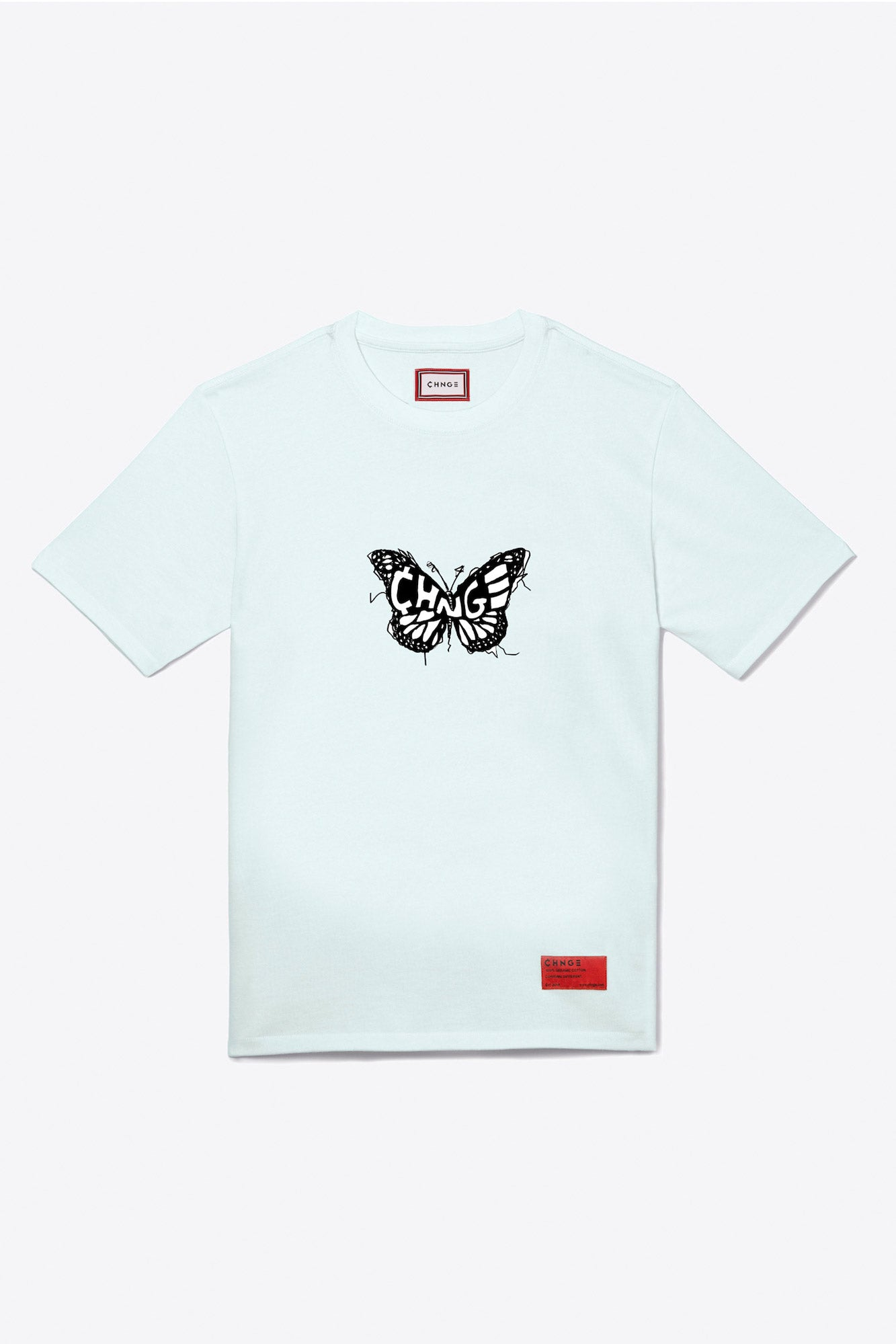 Logo Butterfly S/S T-Shirt (Mint)