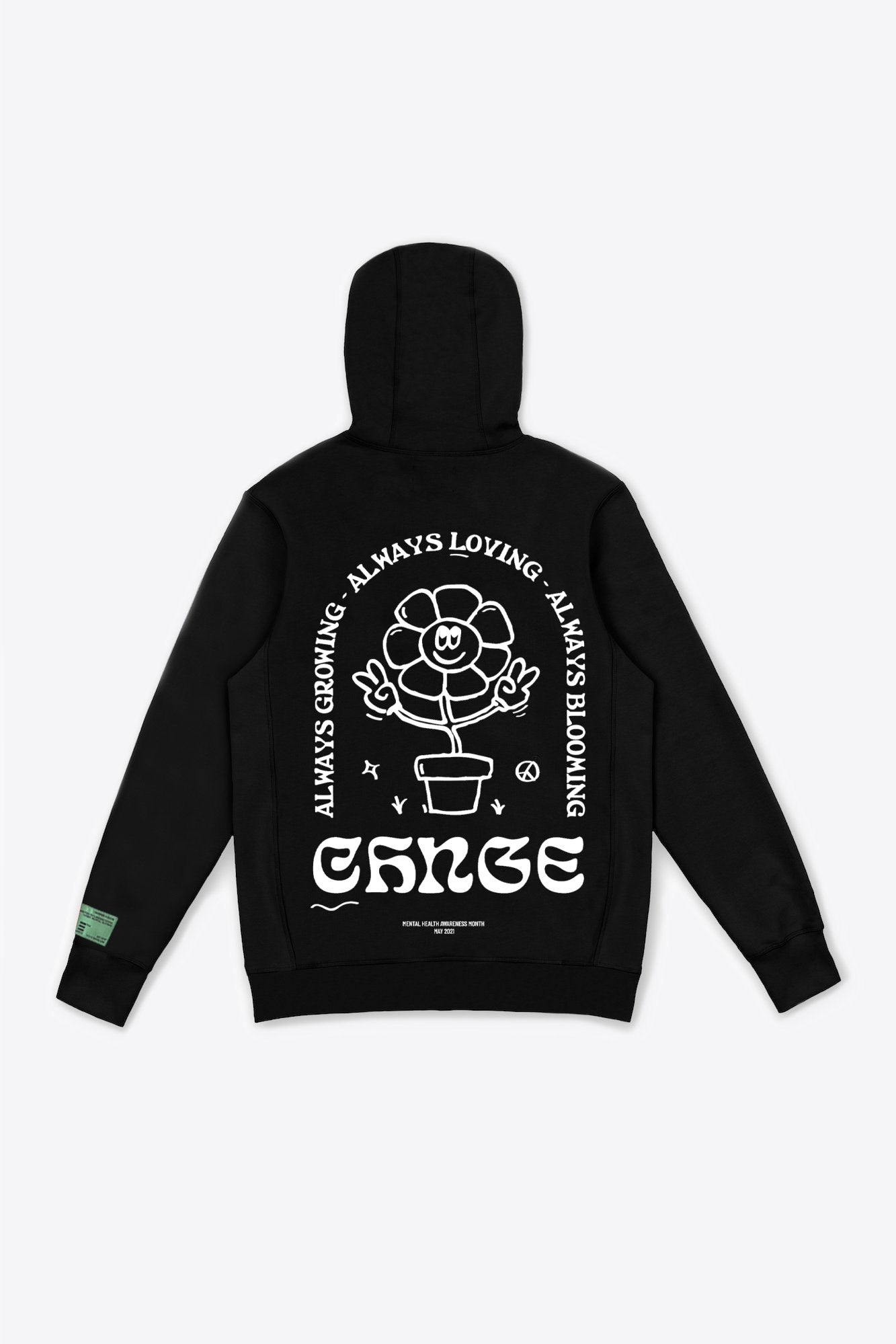 More Self Love Hoodie