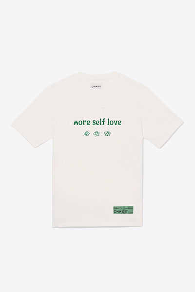 More Self Love S/S T-Shirt (Chalk)