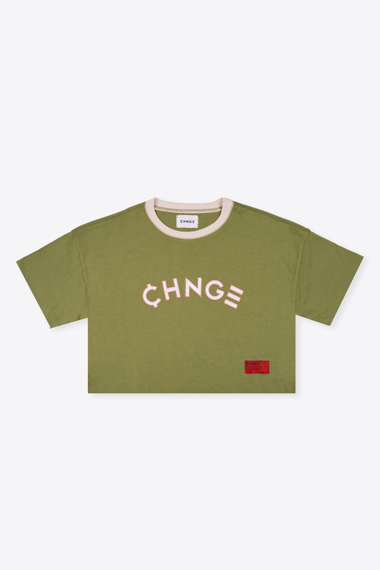 Green Ringer Crop