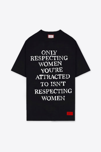 Only Respecting Women T-Shirt Dress