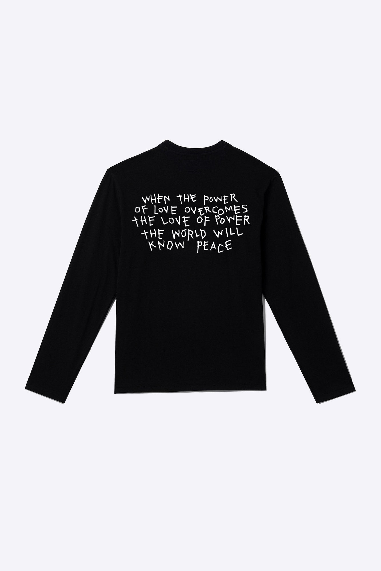 Power of Love Long Sleeve (Black)