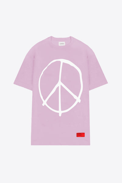 Power of Love T-Shirt Dress (Mauve)