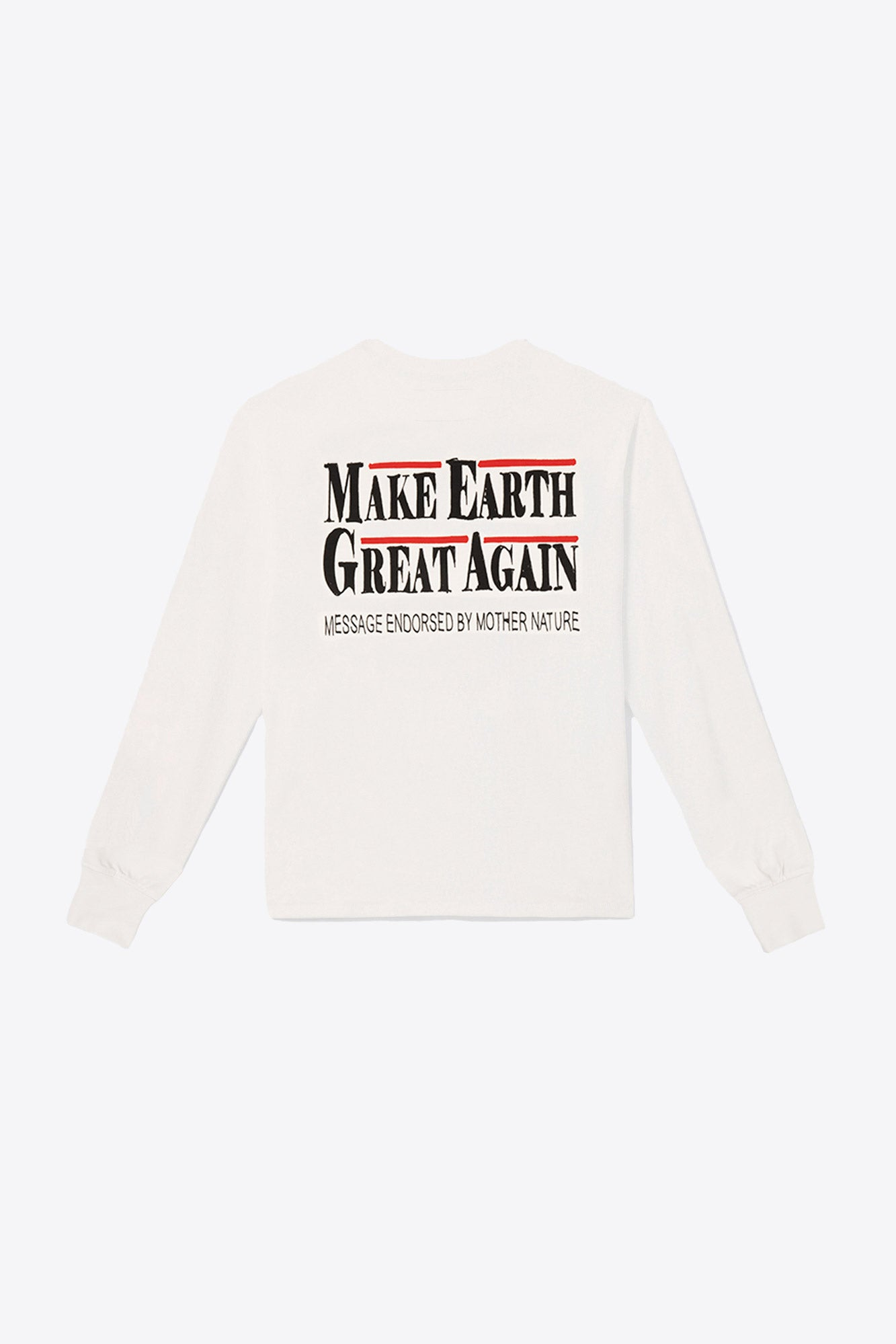 MEGA Pocketed Long Sleeve (Chalk)