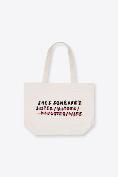 Somebodies Tote Bag