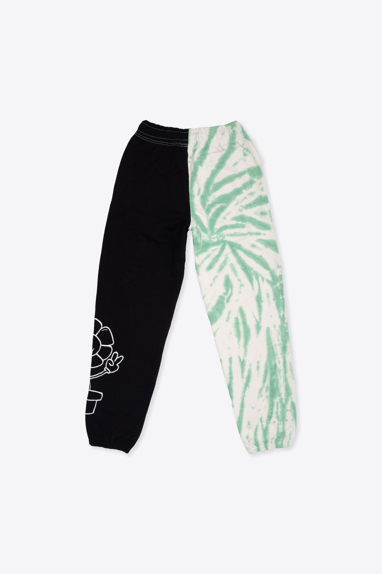 Pieced Love More Always Be Kind Sweatpants