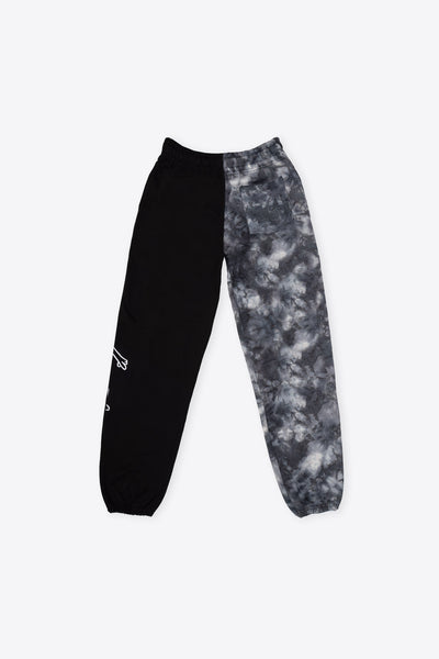 Black Pieced LVPE TD Sweatpant