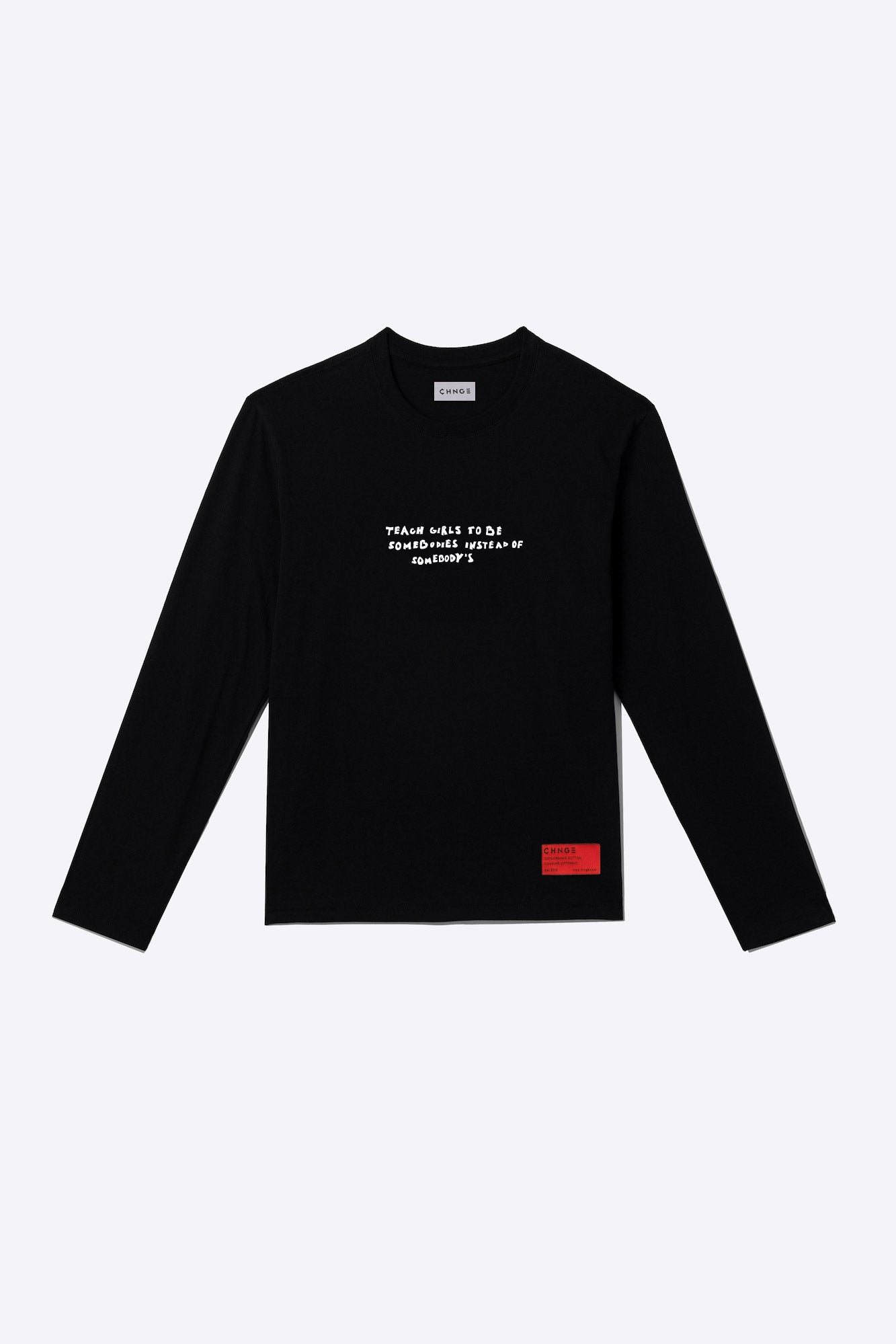 Somebodies Long Sleeve (Black)