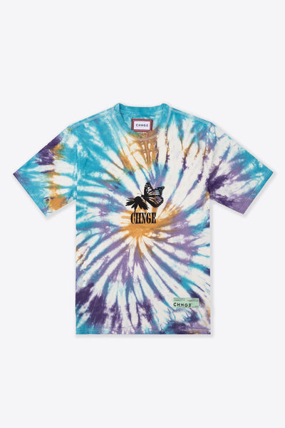 Tie Dye Growth is a Process S/S T-Shirt