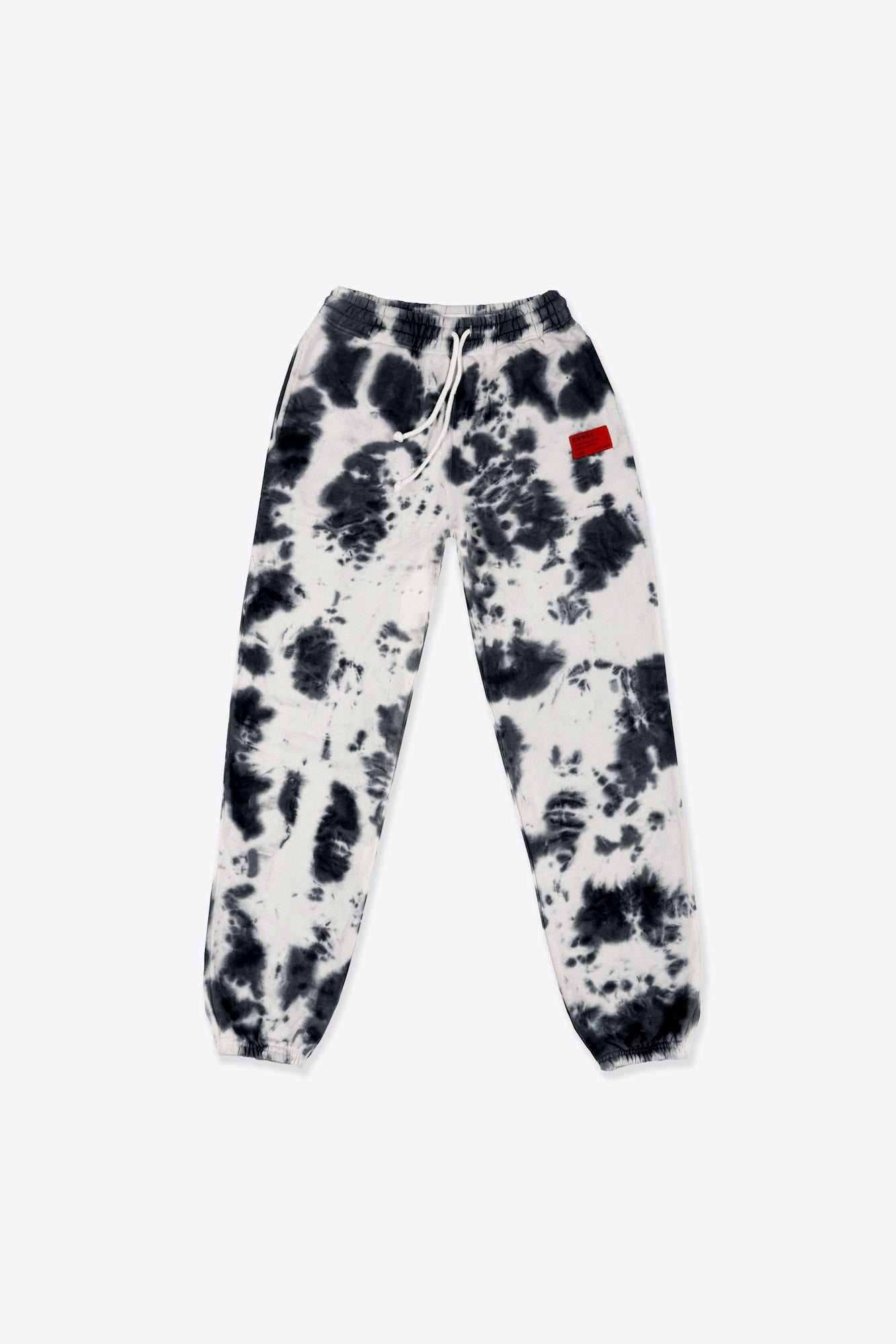 Cookies & Cream Tie Dye University Sweatpants