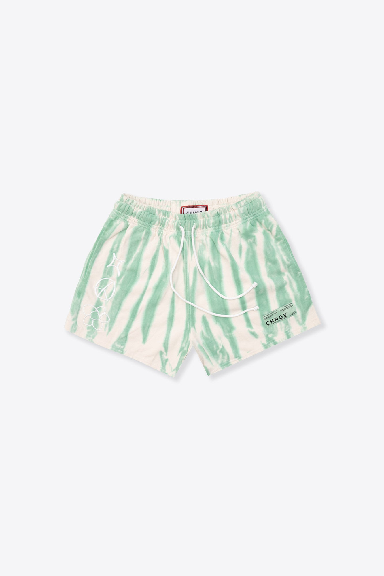 Tie Dye More Self Love Sweatshort