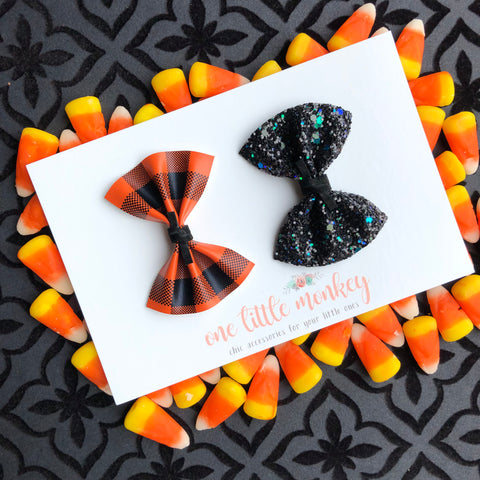 HARPER Bows - Set of 2 - Something Wicked