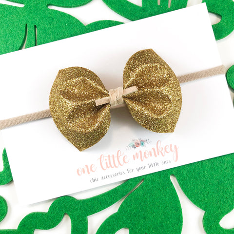 Gold Rush MILLIE Bow