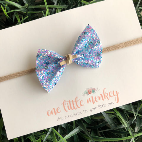 Atlantis Glitter SUTTON Bow
