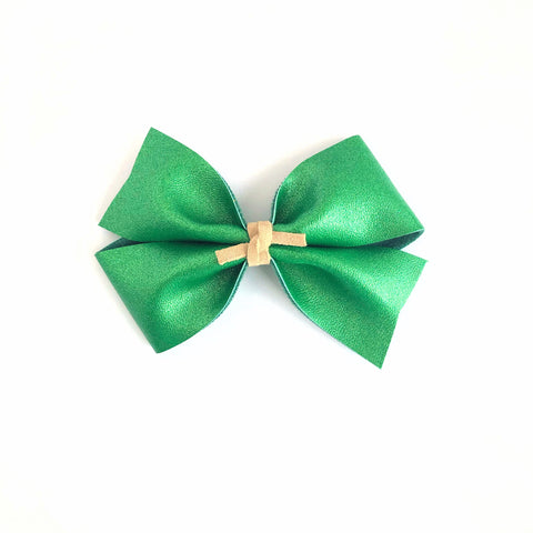 KENNEDY - Clip - Metallic Green