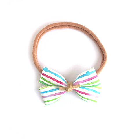 GILLIE - Nylon 2 - Rainbow Stripe