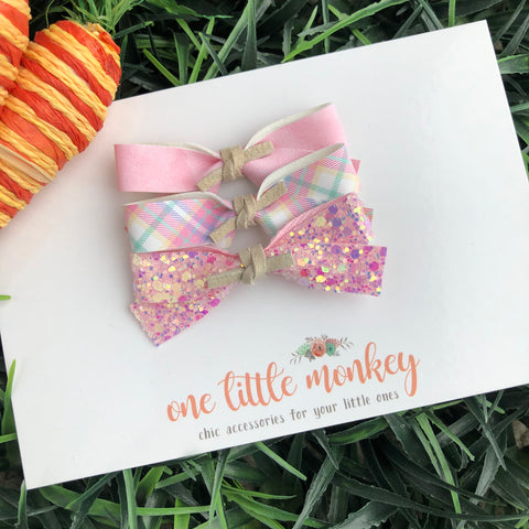DOTTIE Bows - Set 5 - Headband Only