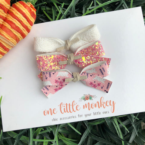 DOTTIE Bows - Set 7 - Headband Only