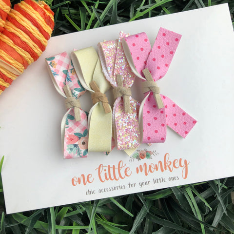 Spring DOTTIE Bows - Set 9 - Headband Only