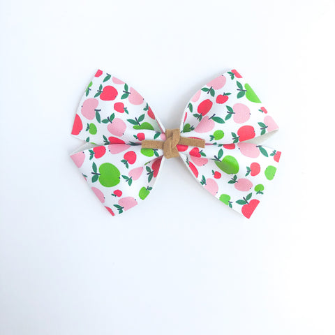 Apples KENNEDY Bow