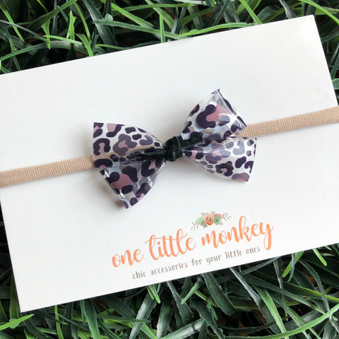 Cool Cat Jelly GILLIE Bow