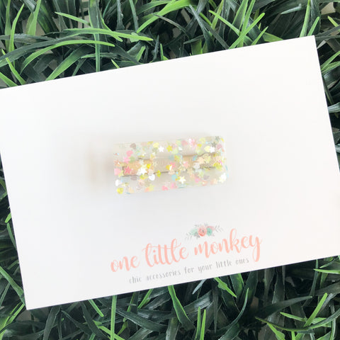Limited Edition Easter Acrylic Clip