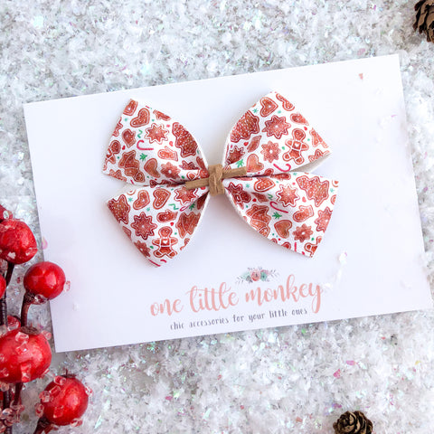 Cookie Cutouts KENNEDY Bow