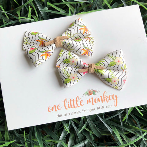 The Mighty Jungle GILLIE - Set of 2 Piggy Clips